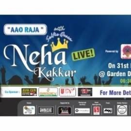 Neha Kakkar Live at Rajkot